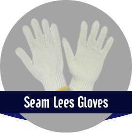 Seam Lees Gloves